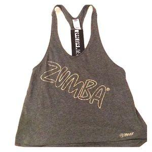 Zumba loose tank